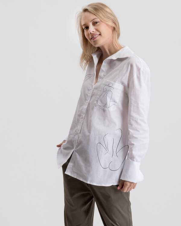 Koszula Na-Kd 1630-000006_WHITE biały