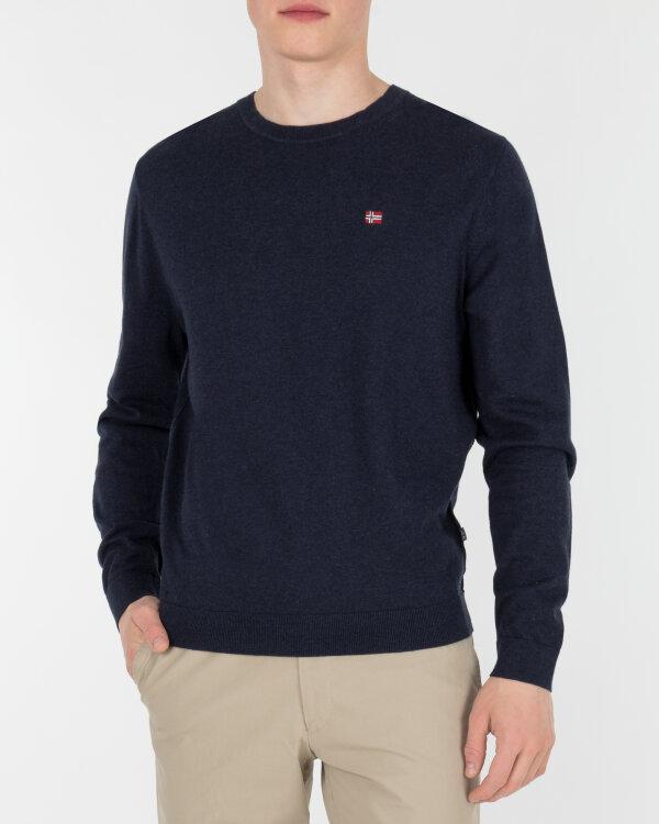 Sweter Napapijri NOYHE6_176 granatowy