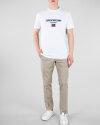 T-Shirt Napapijri NOYIIX_002 biały