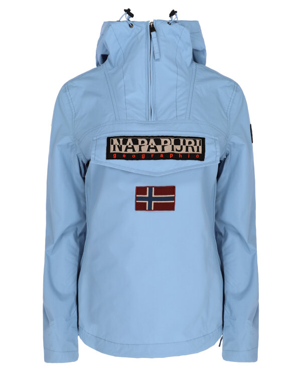 Kurtka Napapijri N0YHDI_I67 niebieski