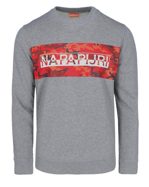 Sweter Napapijri NOYIH3_160 szary