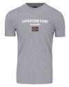 T-Shirt Napapijri NOYIIX_160 szary