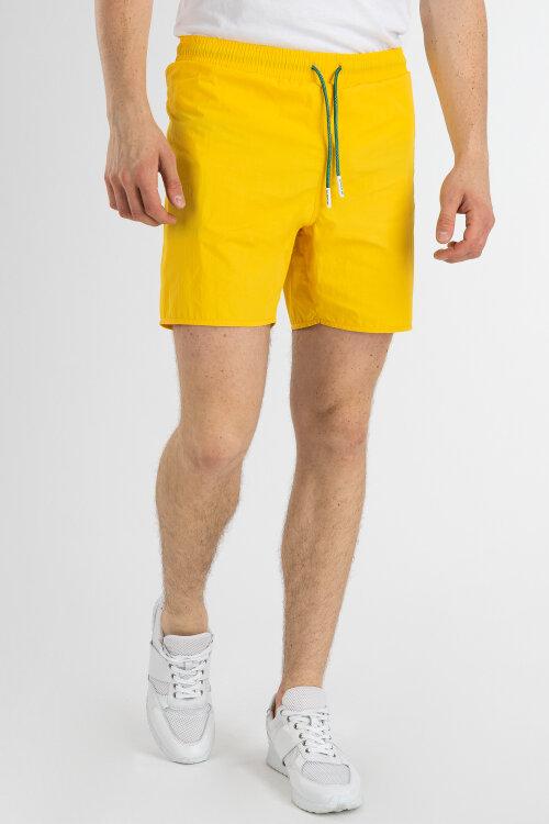 Szorty Napapijri N0YHST_YA7 żółty