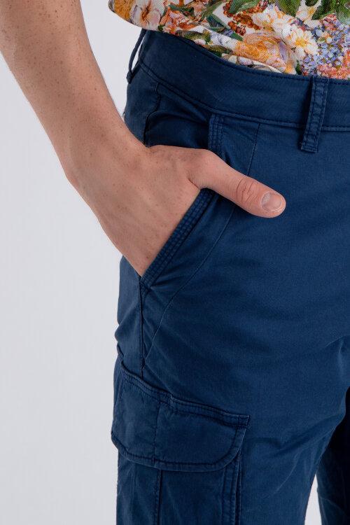 Spodnie Napapijri N0YISP_BD1 granatowy