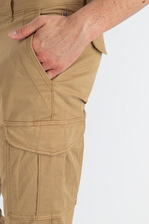 Spodnie Napapijri N0YISP_NB4 beżowy