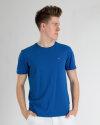 T-Shirt Napapijri N0Yjay_Bc5 Niebieski Napapijri N0YJAY_BC5 niebieski