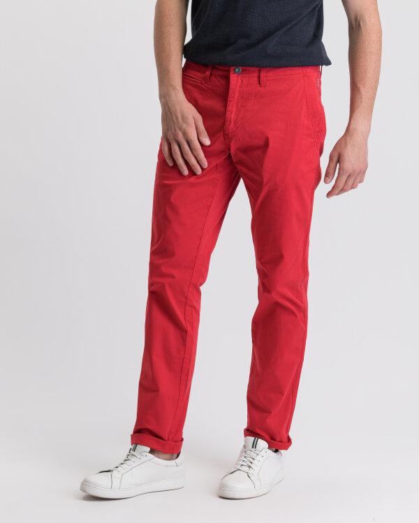 Spodnie Napapijri NOYHEW_R70 czerwony