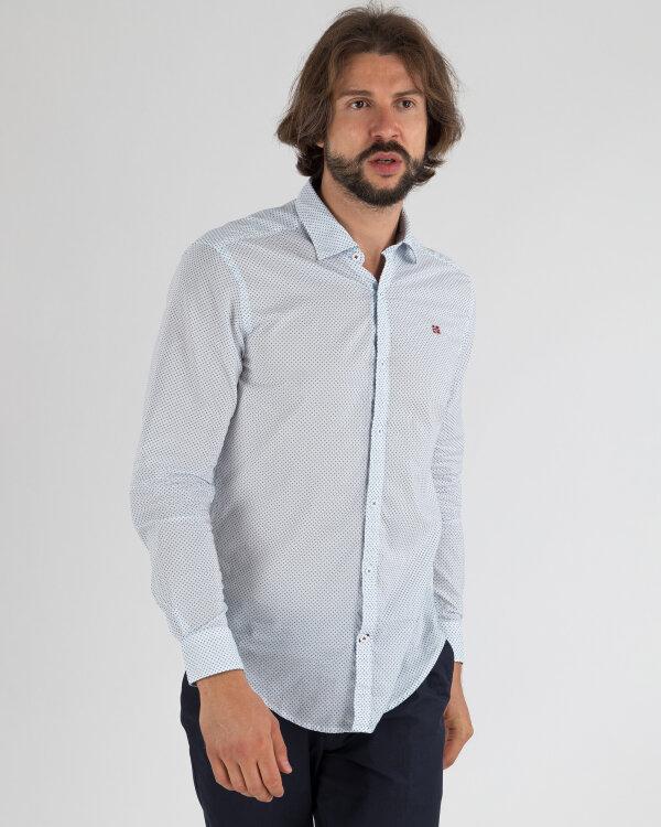 Koszula Napapijri N0YIDA_F02 biały