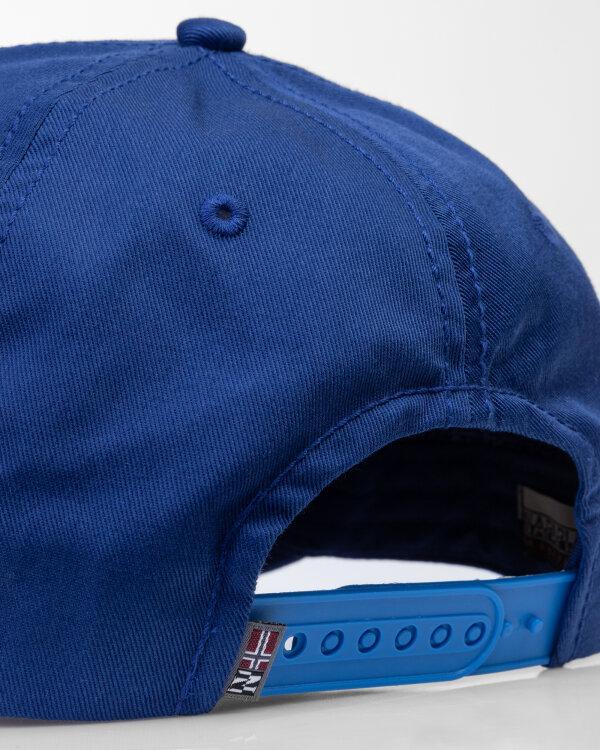 Czapka Napapijri N0YIHF_BD1 niebieski