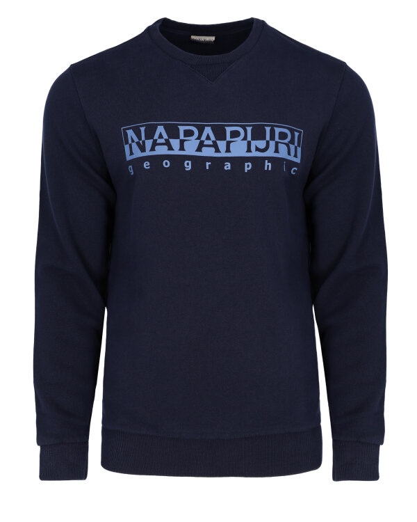 Bluza Napapijri N0YIJ8_176 granatowy