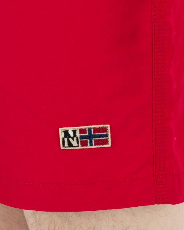 Szorty Napapijri N0YIKG_R70 czerwony