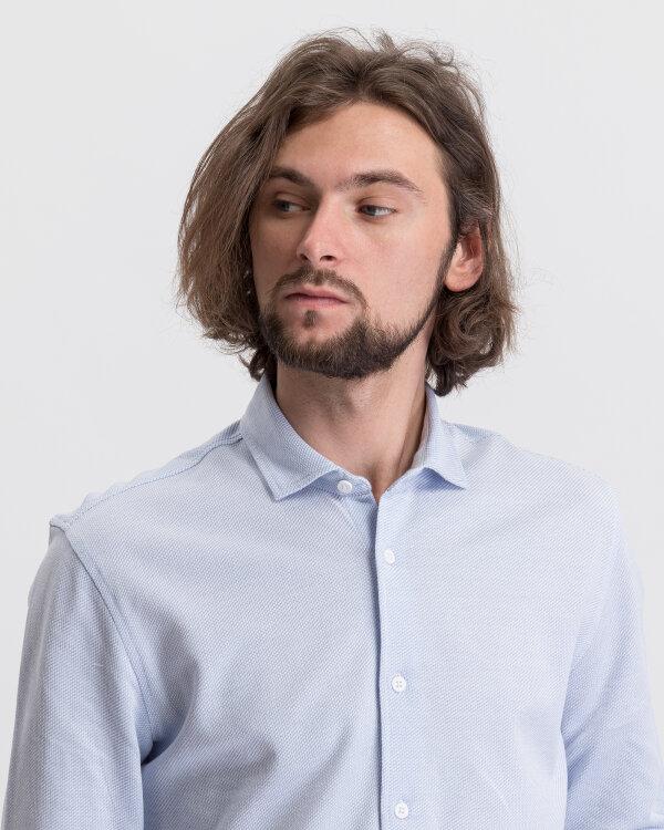 Koszula Napapijri N0YIF5_M11 niebieski