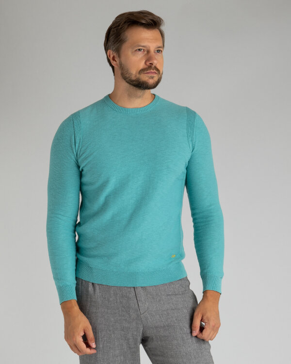 Sweter New In Town 8925025_434 zielony