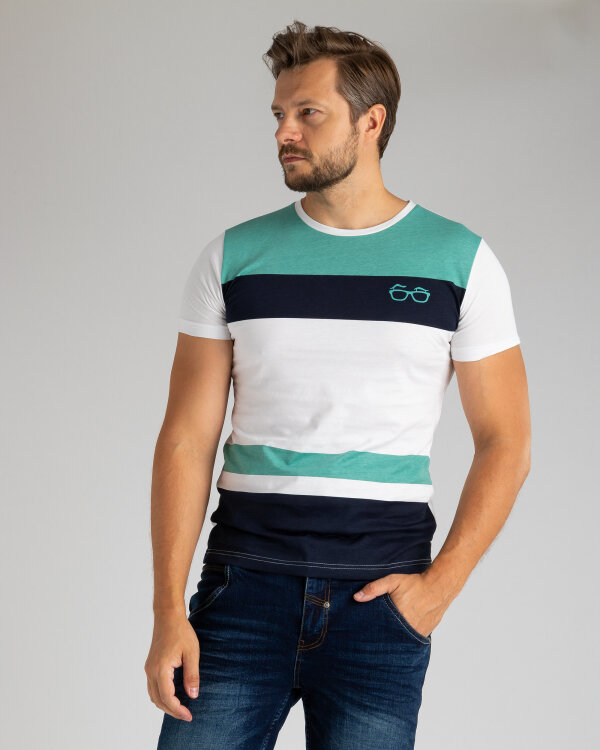 T-Shirt New In Town 8943071_434 granatowy