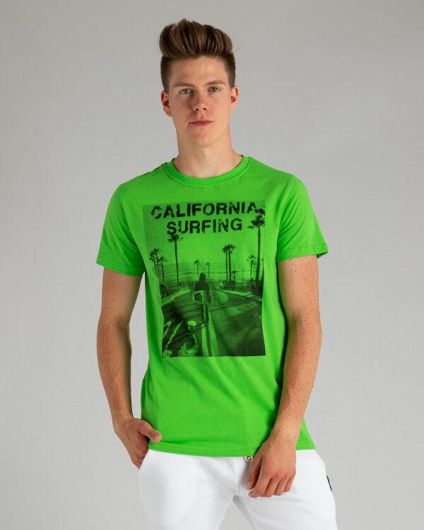 T-Shirt Perso TCE 910006H_ZIELONY zielony