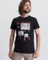 T-Shirt Perso TCE 910007H_CZARNY czarny