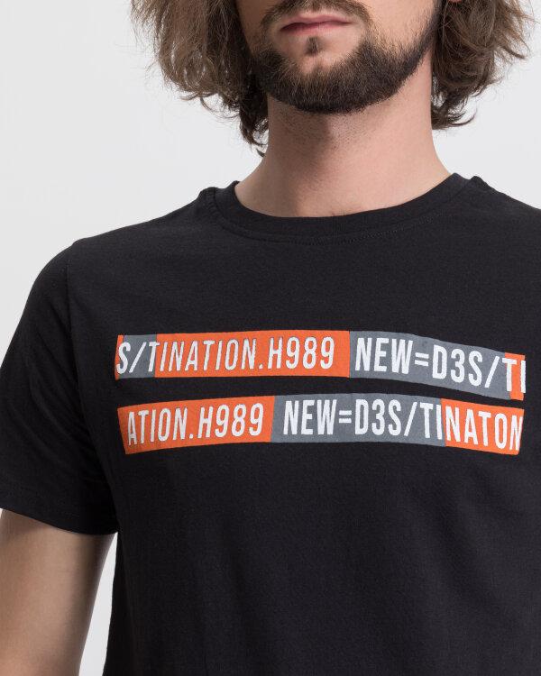 T-Shirt Perso TCE 910009H_CZARNY czarny
