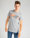 T-Shirt Perso TCE 910009H_SZARY szary
