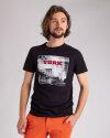 T-Shirt Perso TCE 910010H_CZARNY czarny