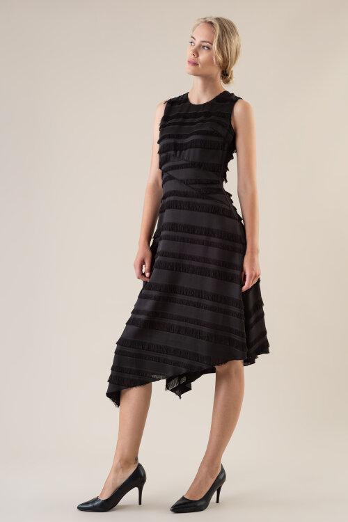 Sukienka Seventy AB0880_520165_999 czarny