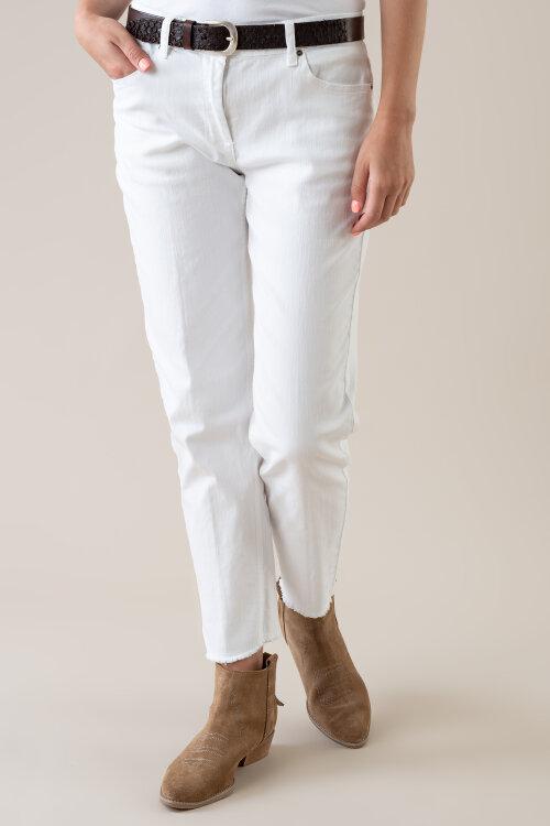 Spodnie Seventy PD0033_220448_001 biały