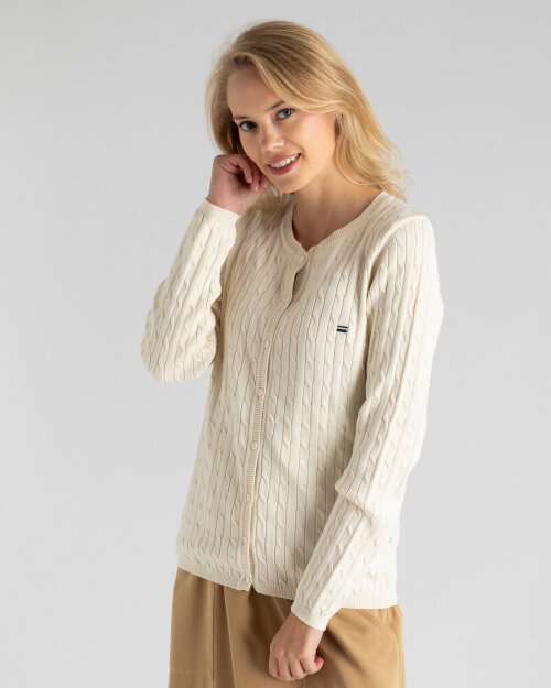 Sweter Signal 22260_4179 kremowy