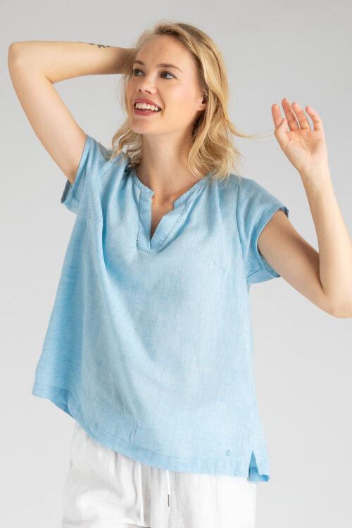Koszula Signal 25080_5246 niebieski