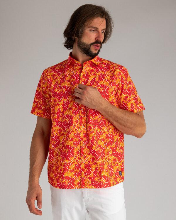Koszula Signal 15307_6590 pomarańczowy