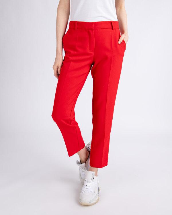 Spodnie Sinéquanone P001276_CHERRY czerwony