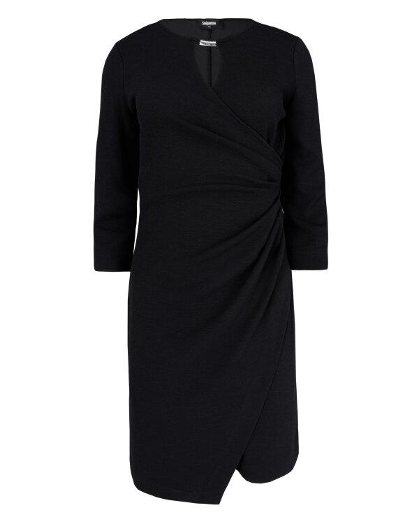 Sukienka Sinéquanone R003512_REGLISSE czarny