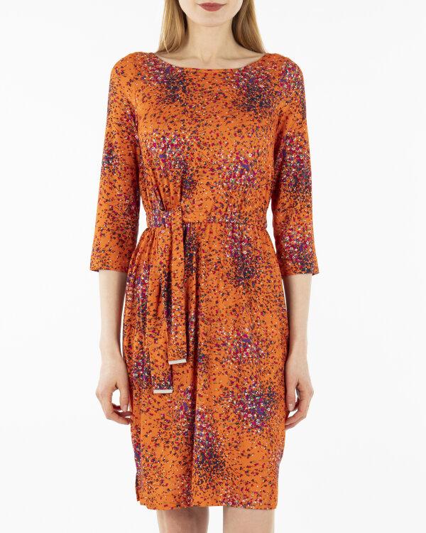 Sukienka Sinéquanone R003519_MELON pomarańczowy