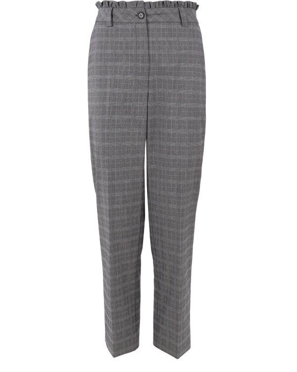 Spodnie Sinéquanone P001262_REGLISSE/ECRU szary