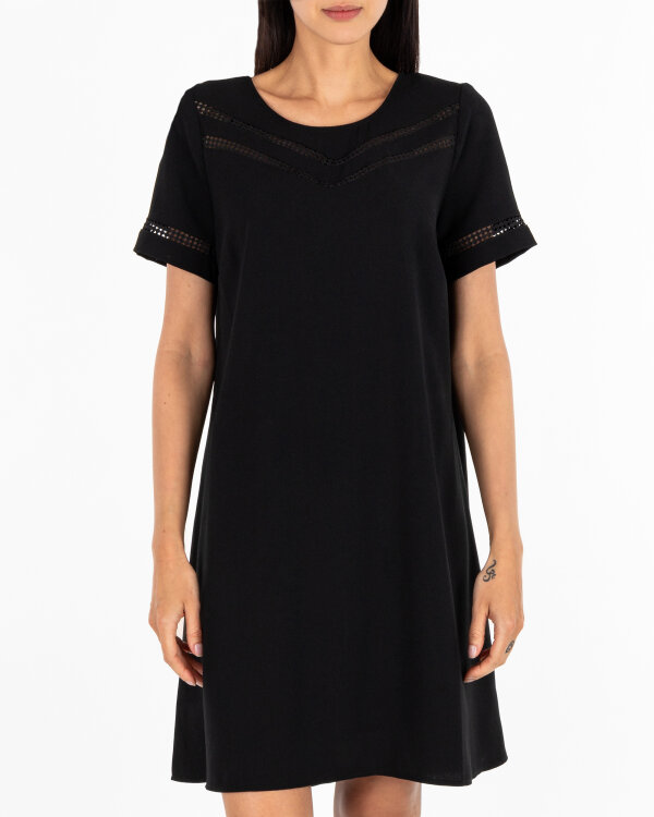 Sukienka Sinéquanone R003565_REGLISSE czarny