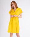 Sukienka Sinéquanone R003566_SOLEIL żółty