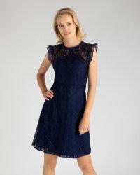 Sukienka Sinéquanone R003307B_MINUI granatowy- fot-0