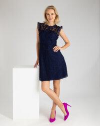 Sukienka Sinéquanone R003307B_MINUI granatowy- fot-2