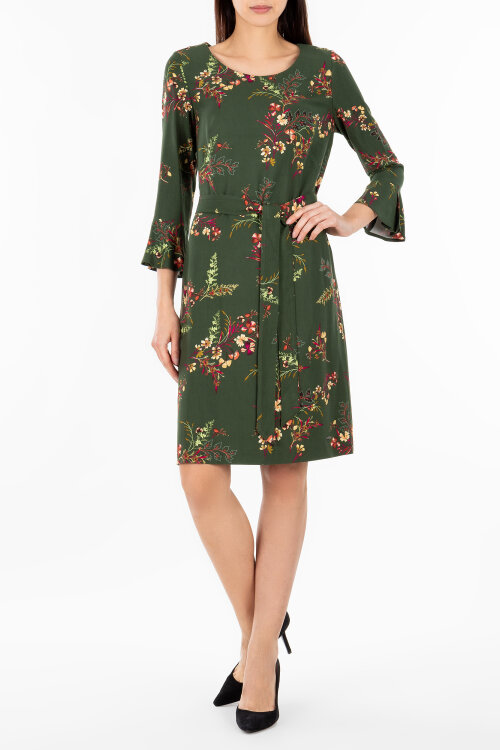 Sukienka Sobora 185039_7208 zielony