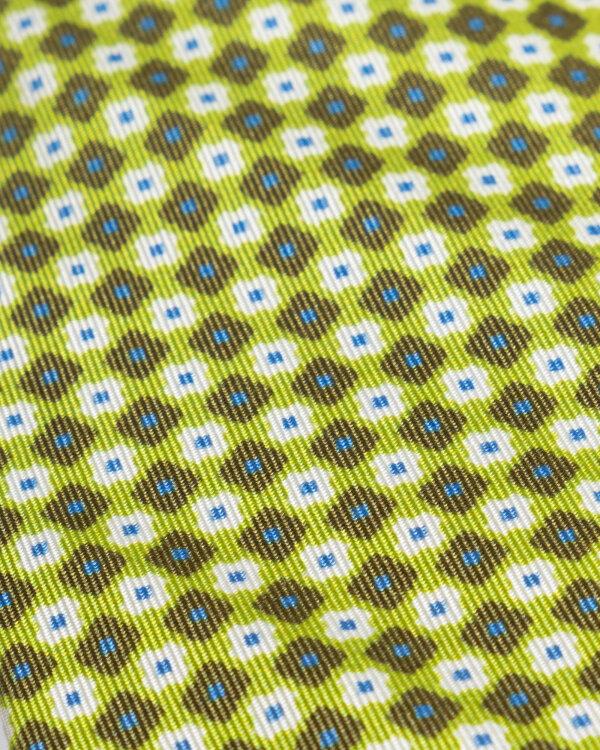 Krawat Stenströms 913080_002 zielony