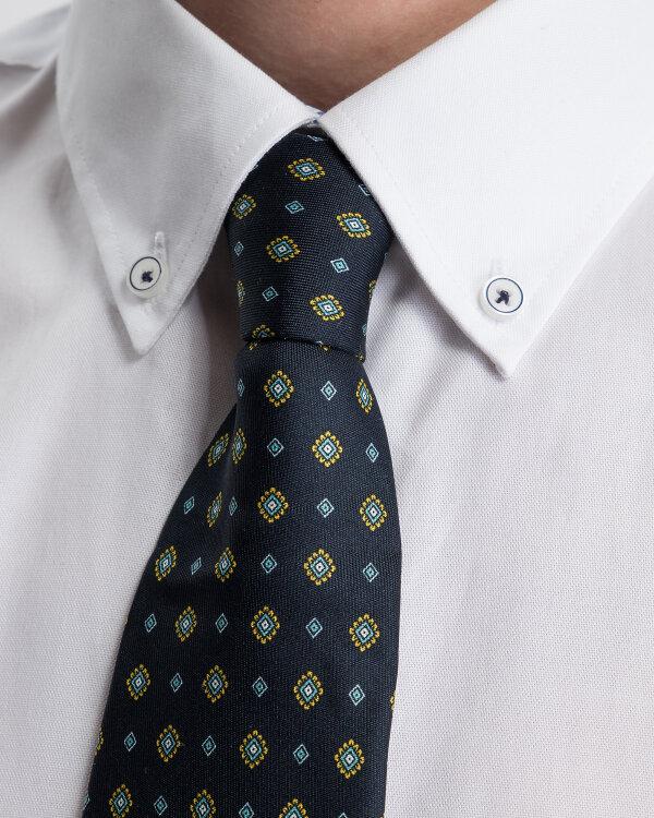 Krawat Stenströms 913081_001 granatowy