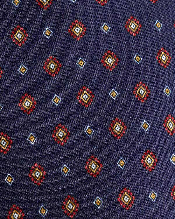 Krawat Stenströms 913081_003 granatowy