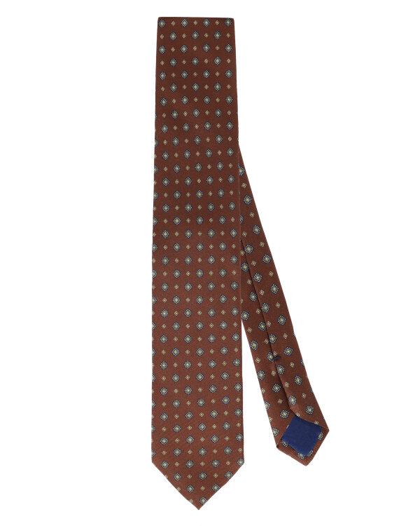 Krawat Stenströms 913081_007 brązowy