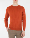 Sweter Stenströms 422285_1355_750 pomarańczowy