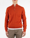 Sweter Stenströms 420005_1355_750 pomarańczowy