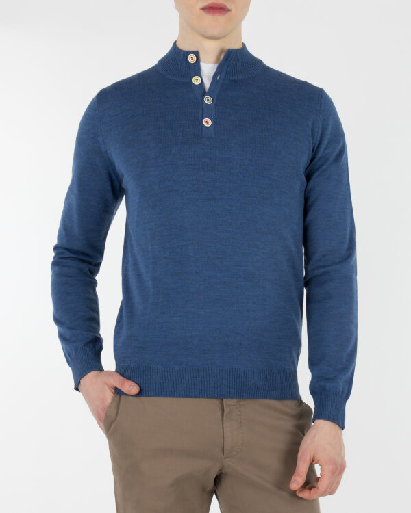 Sweter Stenströms 420006_1355_140 niebieski