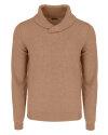 Sweter Stenströms 420008_2255_250 brązowy