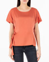 Bluzka Stenströms 265022_2819_560 pomarańczowy