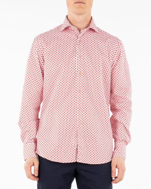 Koszula Stenströms 675901_7783_521 czerwony