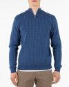 Sweter Stenströms 420003_1355_140 niebieski