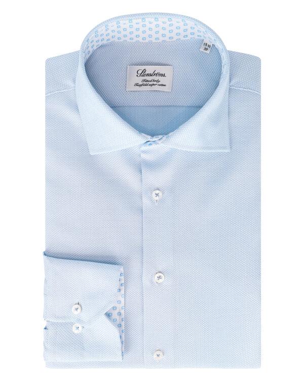 Koszula Stenströms 684751_7736_100 niebieski