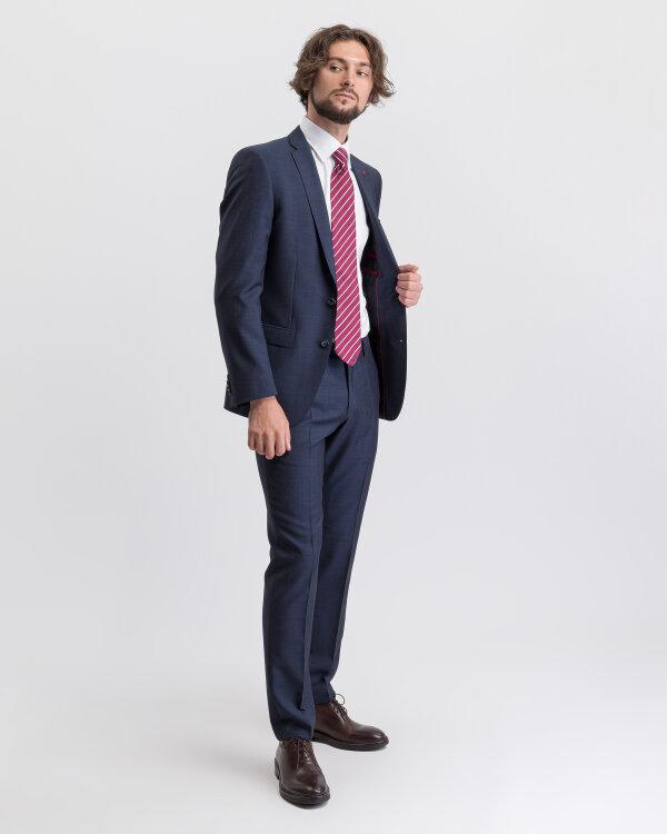 Krawat Stenströms 913087_014 bordowy
